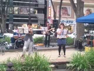 定禅寺ストリートジャズフェスティバル2