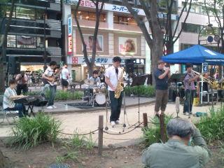 定禅寺ストリートジャズフェスティバル3