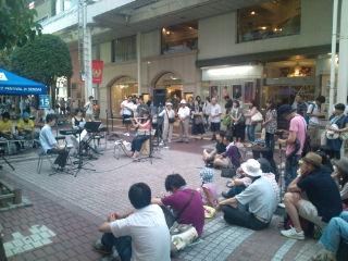 定禅寺ストリートジャズフェスティバル6